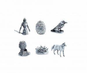 figuras monopoly juego de tronos