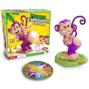 juego pedrete el mono guarrete de bizak