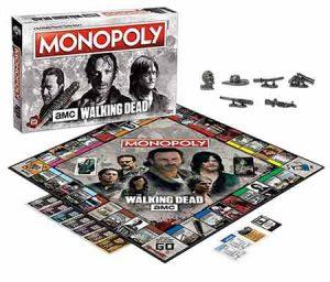 monopoly the walking dead amc mexico