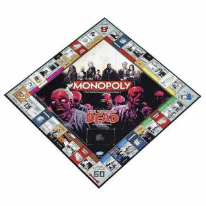 monopoly the walking dead chile