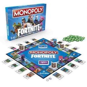 como se juega al monopoly fortnite
