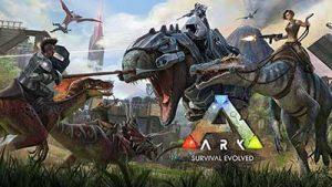 comprar servidor ark para ps4